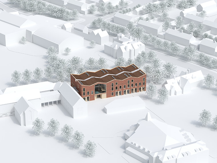 Abingdon School context image